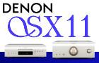 DENON 新製品 DCD-SX11 / PMA-SX11 発売記念試聴会