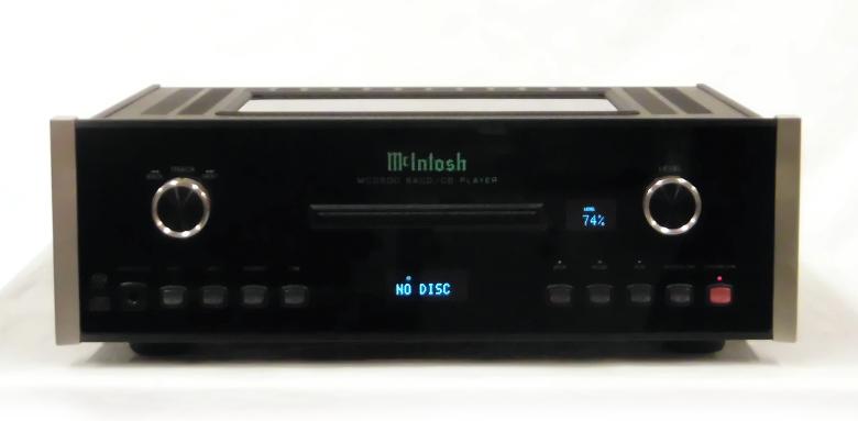 McIntosh MCD500