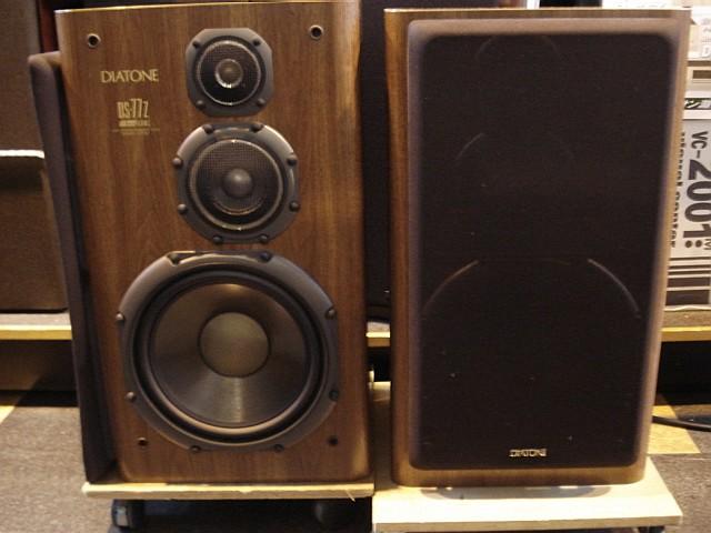 Diatone DS-77Z - как же они звучат