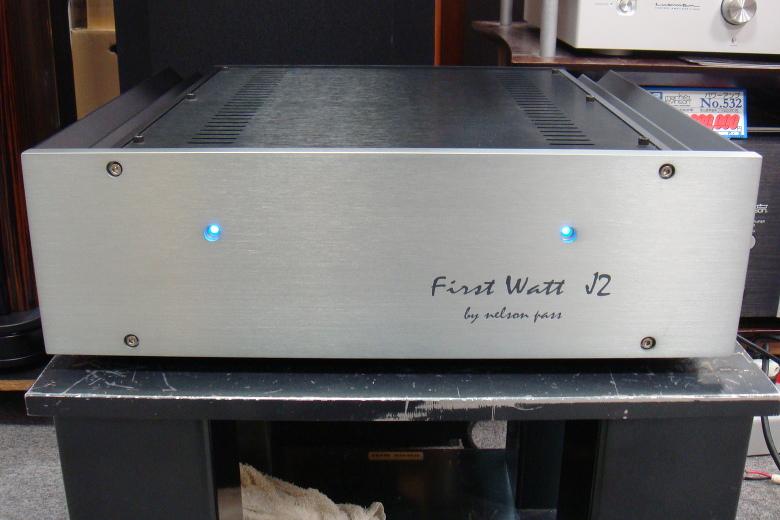 FIRST WATT : J-2 - 中古 | オーディオユニオン